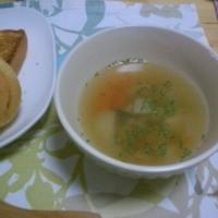 朝ごはんスープ