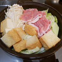 キャベツたっぷり!創味シャンタン鍋