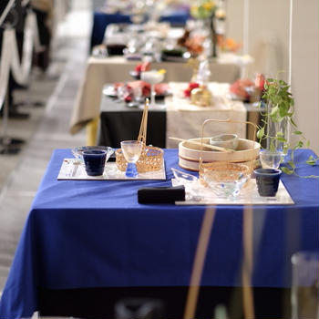 テーブルウェアフェスティバル2018 第26回テーブルウェア大賞 優しい食卓コンテスト特別審査部門入選