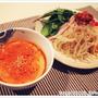 普通の食べ方に飽きた時の冷やし中華