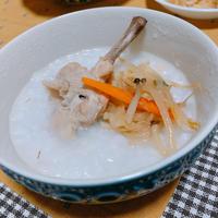 [お手軽おかゆアレンジレシピ】鶏と野菜煮のほっこりおかゆ