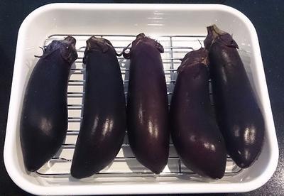 【作り置き】【ナス】の冷凍保存の方法とナスの料理の作り方(レシピ)