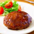 ふわふわ煮込み豆腐ハンバーグ♪人気バレンタインレシピ