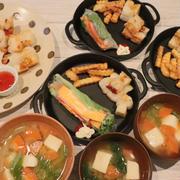 業務スーパー商品多めの1月16日の3食ご飯