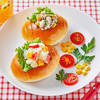 ヤマザキッチン春のパン祭り③