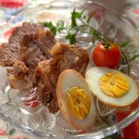 ごはんに合う☆やわらか煮豚のレシピ。