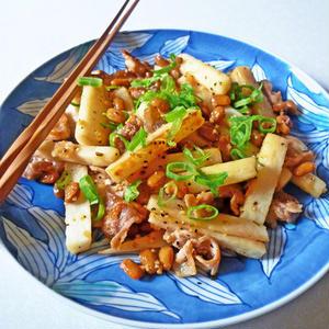 そのまま食べて美味しい納豆は、炒めても美味しかった!注目のレシピ5選