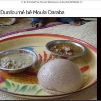 チャド料理のダラバについて。本当のダラバとは。