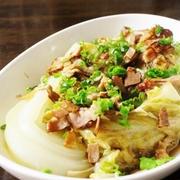 白菜の蒸し煮