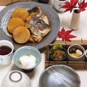 鯛のアラ炊きとか。~病気の時に食べる物~