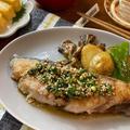 フライパンde簡単♡ぶりの特製ネギポンだれ【#簡単レシピ#時短#節約#魚】