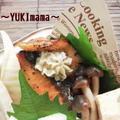 弁当inマスタードクリームのソース。。載せました by YUKImamaさん