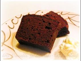 ちょい足し!チョコレートケーキ