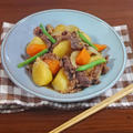 ホクホク新じゃがの美味しさ堪能できる春の肉じゃが by KOICHIさん