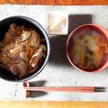 ◇ソイミート牛丼(マクロビ)◇