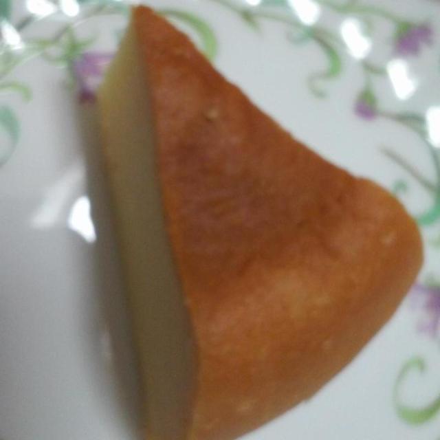 チーズケーキすだち入り