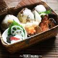秋鮭のグリル(塩麹、白みそ、練り胡麻)~パパのお弁当~ by YUKImamaさん