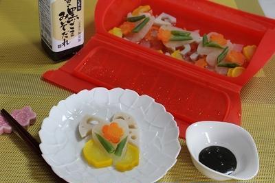 料理の味方『一番食品のお料理七変化』♪【一番の黒ごま みそだれ】
