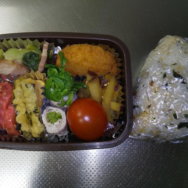 1月21日(火)お弁当☆(・。・)
