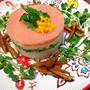 『豆腐と涼感野菜の旨だれ和え』美味しいつくレポ有難うございます♪