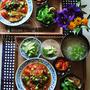 夏野菜は、顔を確認しながら料理するのが秘訣。