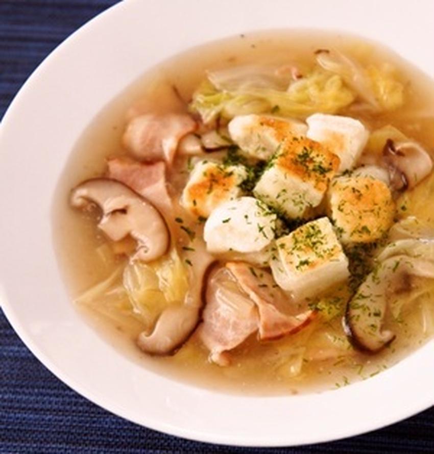 冬にリピートしたい!「白菜&生姜」のスープでぽかぽか温まる一杯を!