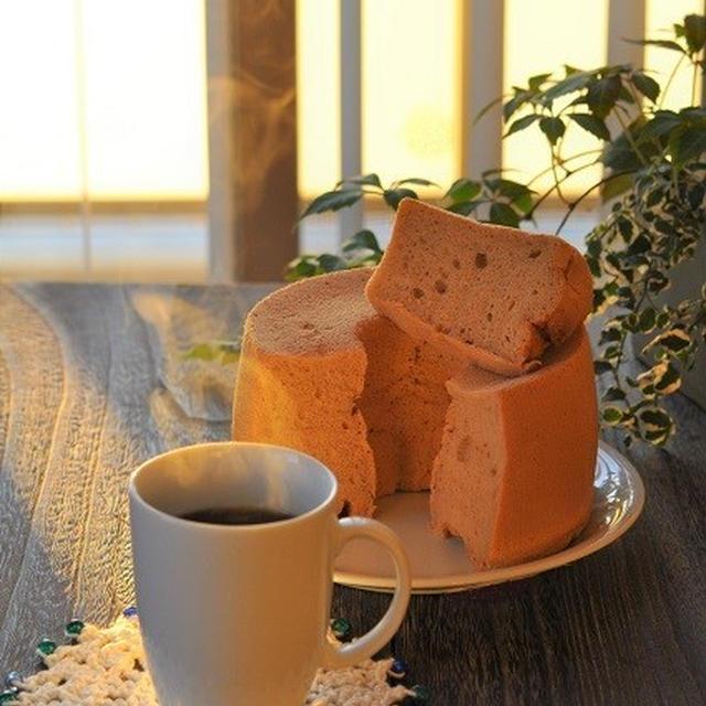 冷凍卵白の解凍のコツ教えます!フワシュワ♪紅茶シフォン
