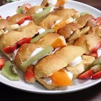 フルーツたっぷりちぎりパン #GABAN #スパイス #ハーブ #フルーツ #ちぎりパン #朝食