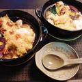 ちょっぴり頑張った天ぷら入り鍋焼きうどん♪ by みなづきさん