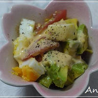 ☆卵とアボガドのサラダ☆