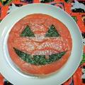ジャック・オ・ランタンの押し寿司