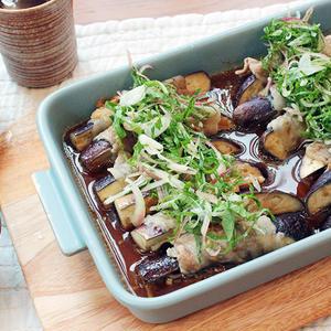 電子レンジで簡単!さっぱり食べれる「豚肉巻き&豚しゃぶ」レシピ