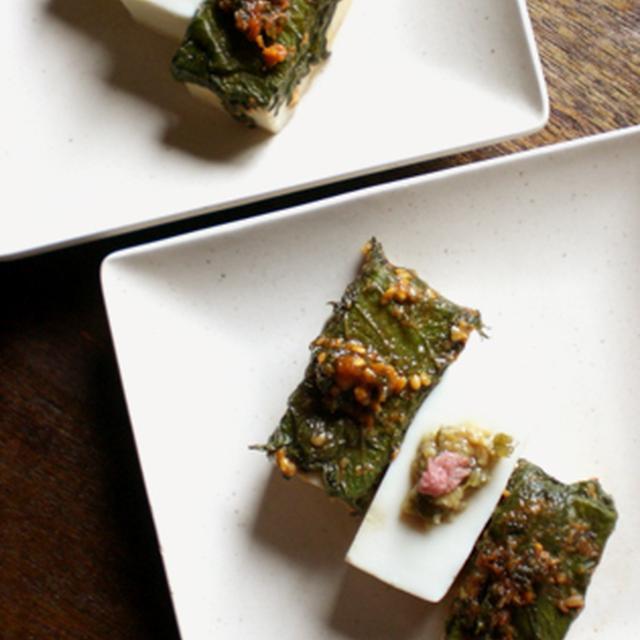 おつまみ豆腐三種盛り合わせ