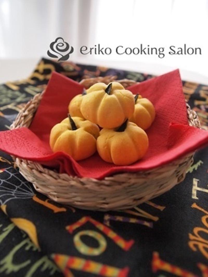 ハロウィンに作りたい!アイデア満載の「かぼちゃクッキー」