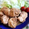 しっとりやわらか♪鶏むね肉のマスタードマヨ醤油炒め