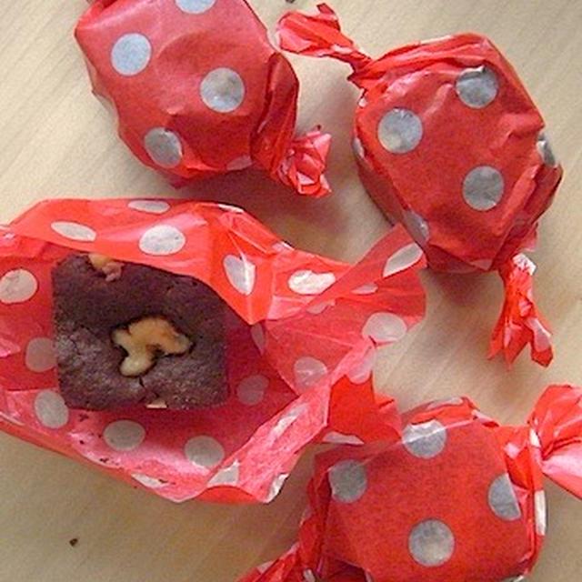 キャンディ包みブラウニー