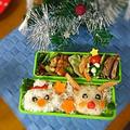 12/25クリスマスおにぎり弁当🎅
