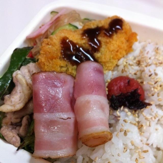 0807☆私の昼ご飯