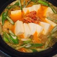 豆腐の日のキムチ鍋と、レシピブログ退会予定