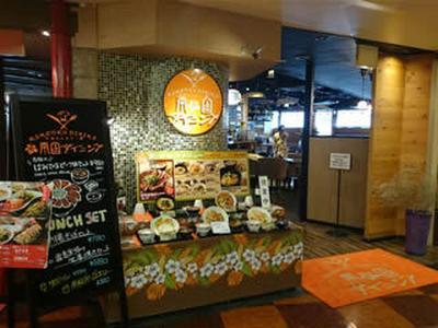 南国ダイニング/渋谷にある南国?限定20食はみ出るビーフ丼セット