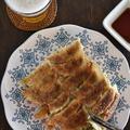 レシピブログでの連載更新しました♪~さばの味噌煮缶で♪とろ~りチーズの味噌チーズ餃子