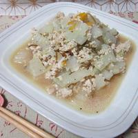 米油と白菜で2品