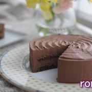 バレンタイン♪ マシュマロで作る簡単チョコムースと、ムースのデコレーション
