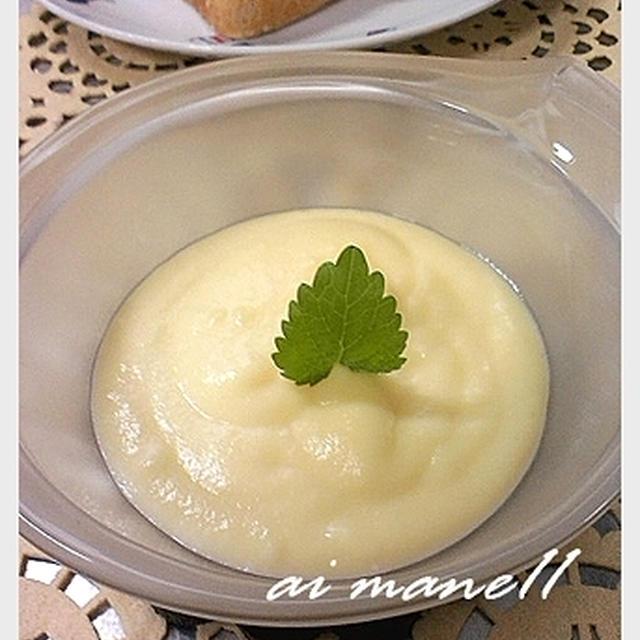 CO・OPホットケーキミックスで作るレンジで作る全卵カスタードクリーム