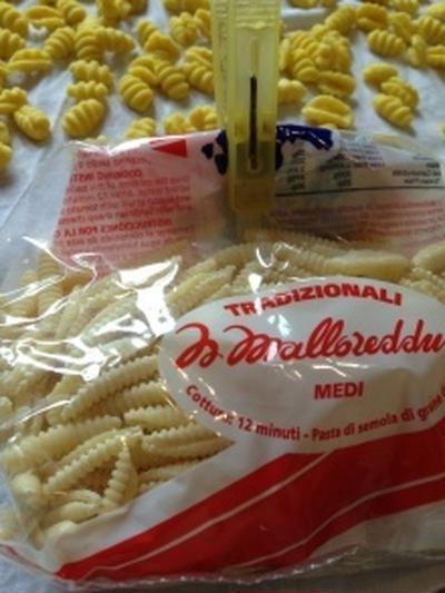 サルデーニャのシニョーラに習う本場サルデーニャ料理