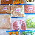 """平日のご飯作りが楽になる♪休日に作る""""お肉""""と""""お魚""""と""""野菜""""の冷凍保存レシピ♡part4"""