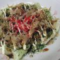 お好み焼き風☆ 輪切りキャベツのステーキ by 花ぴーさん
