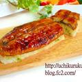 秋刀魚の蒲焼で★棒鮨 秋刀魚レシピ by うちくるくるさん