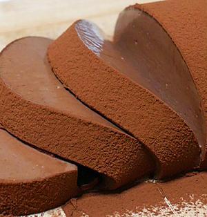 チョコレートムースケーキの作り方【簡単♪ゼラチンで作る天使の食感】