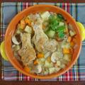 【クリスマススープレシピ】鶏手羽元とたっぷり野菜の煮込みスープ by KOICHIさん